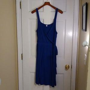 Old Navy XL Faux wrap dress
